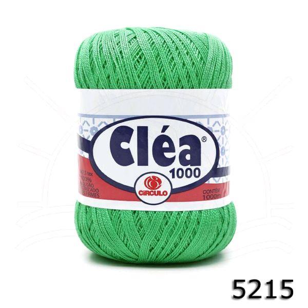 HILO CLEA 125 MTS VERDE CLARO 10 PCS