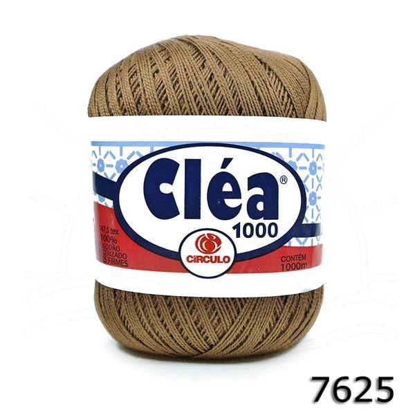 HILO CLEA 125 MTS CHOCOLATE 10 PCS