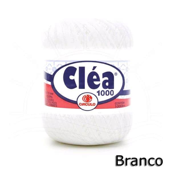 HILO CLEA 125 MTS BLANCO 10 PCS