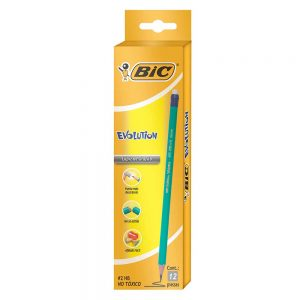 LAPIZ BIC EVOLUTION DOC