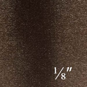 "CINTA DE TELA 1/8"" ROLLO 100YDS 130 CHOCOLATE"