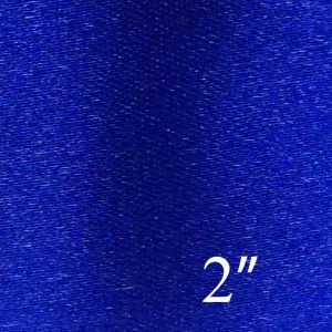 "CINTA DE TELA 2"" ROLLO 50YDS 143 AZUL ROYAL"
