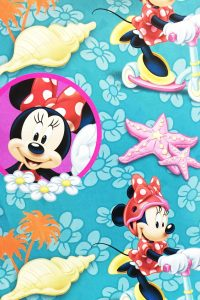 PAPEL REGALO DISNEY 25PCS MINNIE YOU