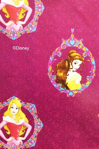 PAPEL REGALO DISNEY 25PCS PRINCESAS SUPER CUTE