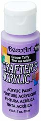 DecoArt Acrylic Paint Grape Taffy DOCENA