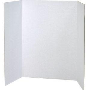 Presentation Board  White DOCENA