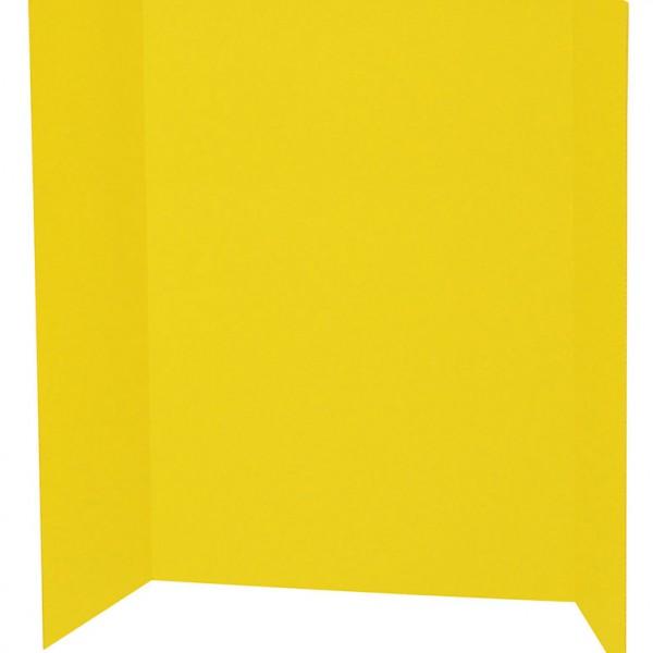 Presentation Board  Yellow DOCENA