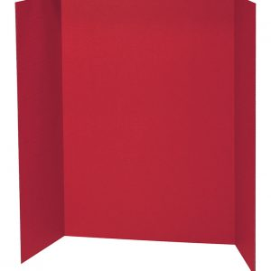 Presentation Board  Red DOCENA