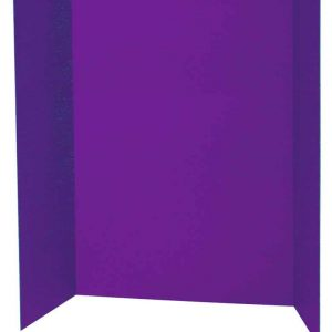 Presentation Board  Purple DOCENA