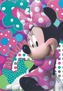 MINNIE FLY A
