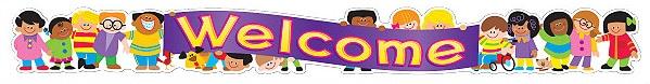 Banner WELCOME TRENDS KIDS