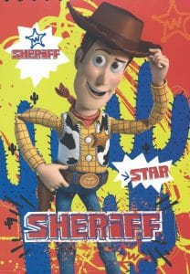 TOY STORY RESCATE A