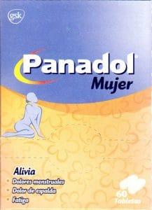 PANADOL MUJER CAJETA 60 TABLETAS