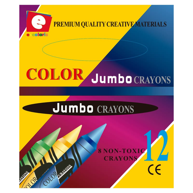 CRAYON ESCOLARIS 12 COLORES DOC