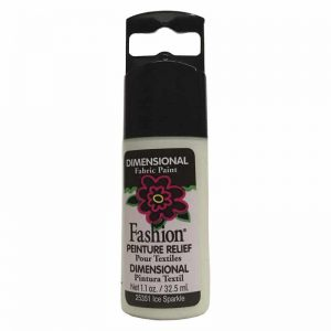 PLAID PINTURA DIMENSIONAL SPARKLE ICE 32.5ml DOC
