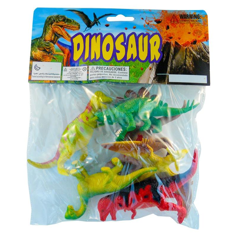DINOSAURIOS PLASTICOS DOC
